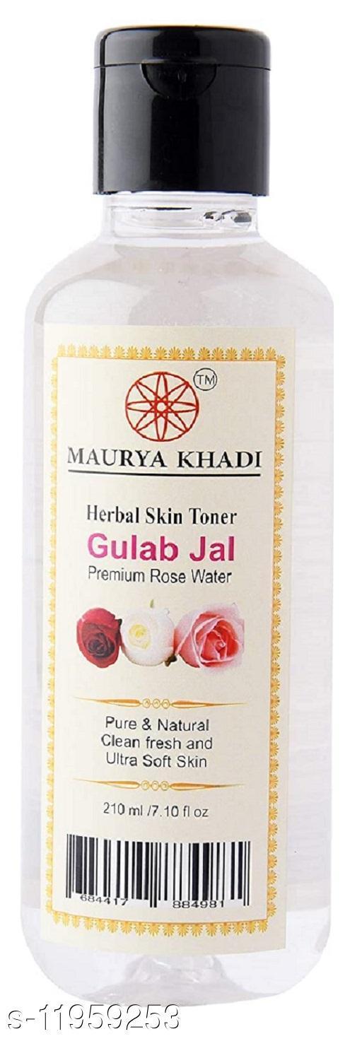 Latest Maurya Khadi Brand's Rose Water For Facial