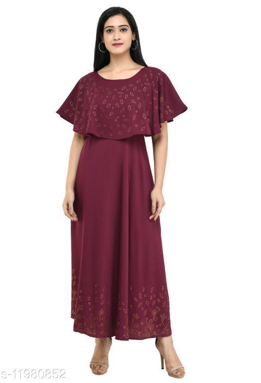 Womens Casual Maxi Dress