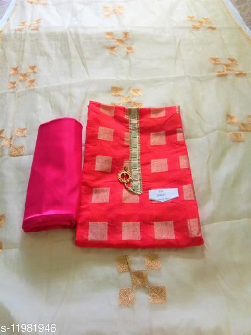 Chitrarekha Petite Semi-Stitched Suits