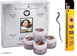 Shahnaaz hussain Daimond facial kit free kajal