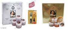 Shahnaaz hussain Gold Daimond facial kit free kajal