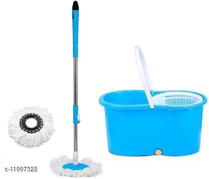 Classy Bucket Mop set with Refill 2