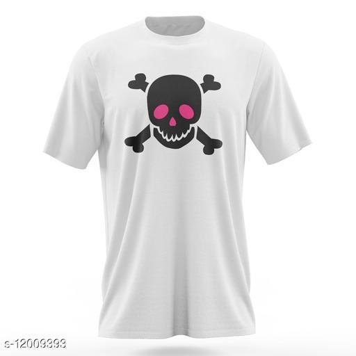 Trandy  Men  Polyster  Tshirt
