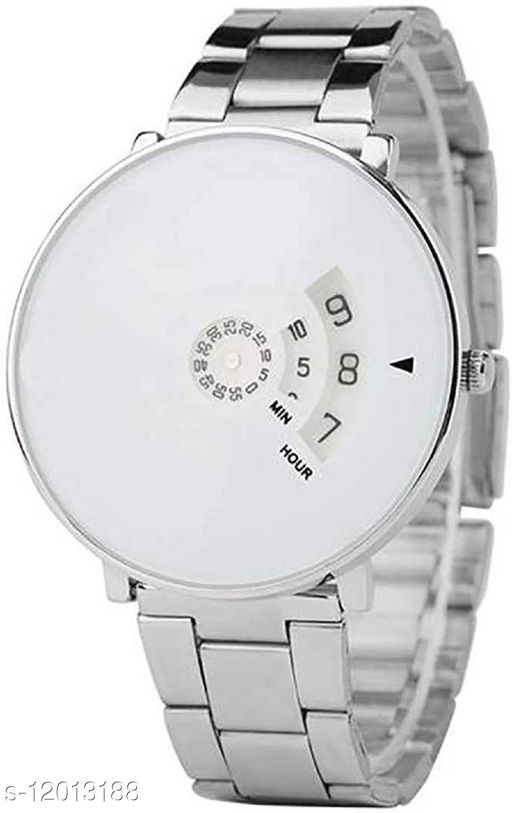 MMD Couple Analogue Stainless Still Black Dial Analog Women's Watch