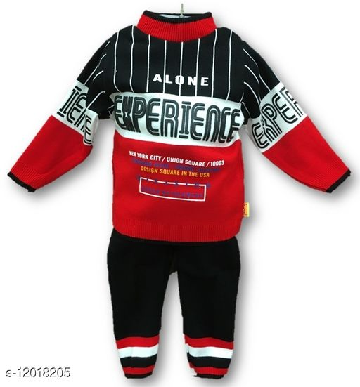 Toddler Choice Boy and Girl Exclusive thermal top and Bottom Set