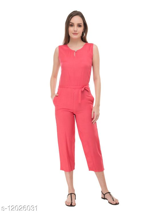 Rudraa fashion women rayon jumpsuit