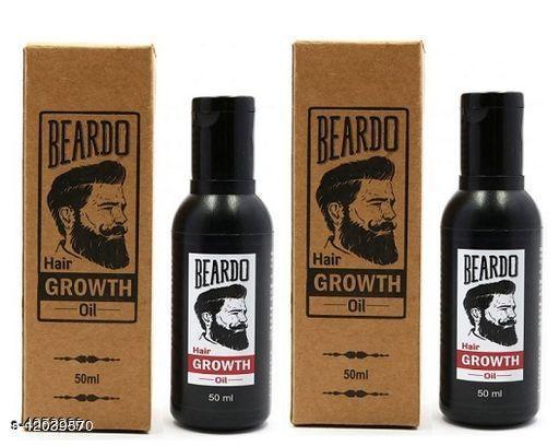 Beardo Hair Growth Product Combo