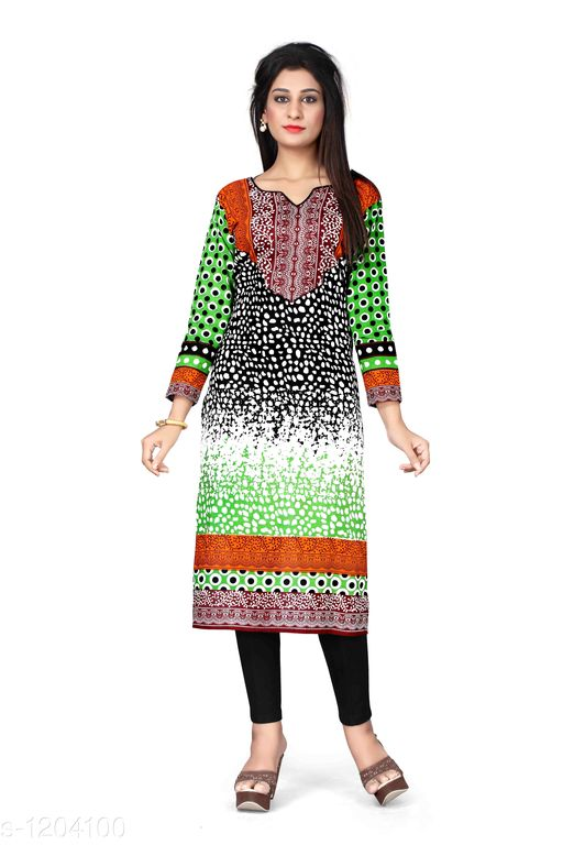 Kurti Fabric Trendy Cotton Printed Kurti Fabric Fabric: Cotton Size: 2.25 Mtr TYPE :  Un-Stitched Description: It Has 1 Piece Of Women's Kurti Fabric Work : Printed  Sizes Available: Un Stitched    Catalog Name: Anjala Cotton Printed Kurti Fabrics Vol 1 CatalogID_151145 C74-SC1326 Code: 422-1204100-