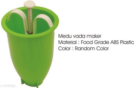 New Medu vada Maker Vada Maker ( Multi Color , 1 Pcs )