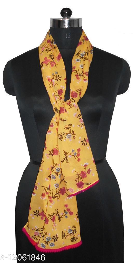 Attractive Women's Multicolor Stoles