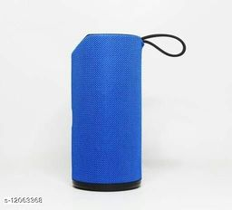 TG113 Wireless Bluetooth Speaker with FM Radio, USB, Aux and Micro SD card Slot (Blue)