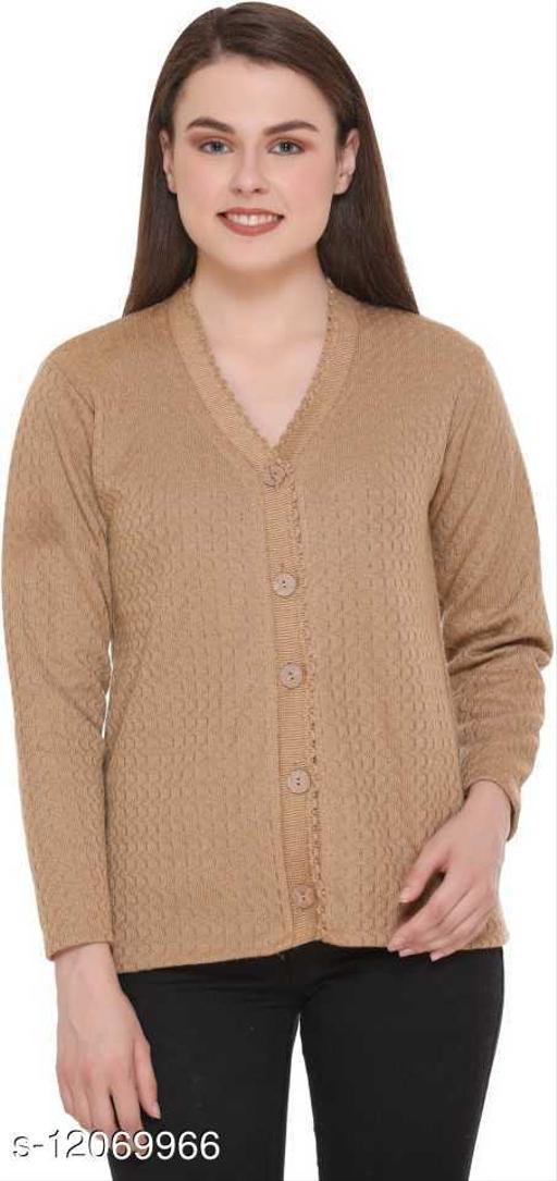 Urbane Retro Women Sweaters