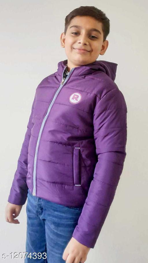 Cutiepie Comfy Boys Jackets & Coats