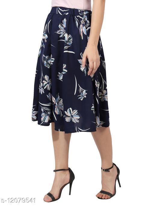 Fancy Latest Women Western Skirts