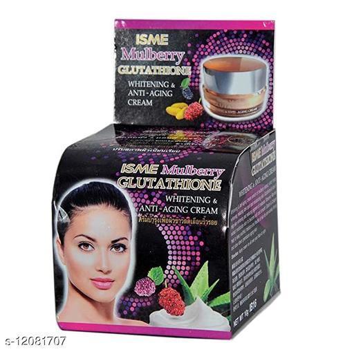 ISME Mulberry Glutathione Whitening & Anti Aging Cream 10gm