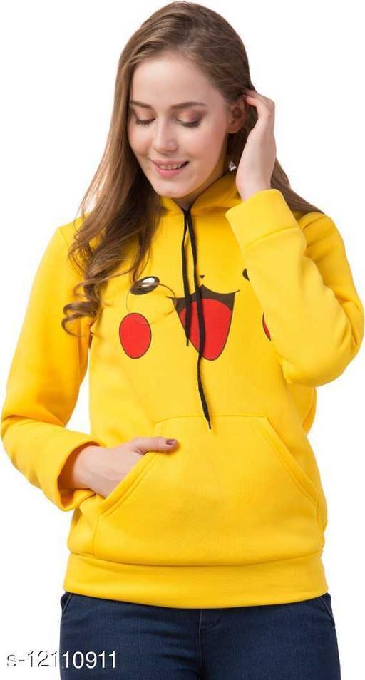 Vesture Forge Trendy Hoodie For Women