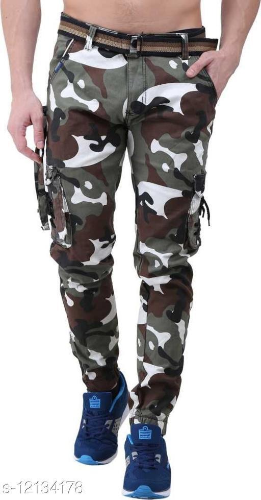 Trendy Men's Army Pants