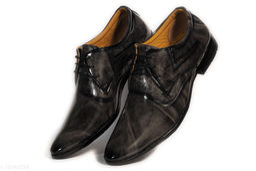 Unique Men's Black Formal Shoes