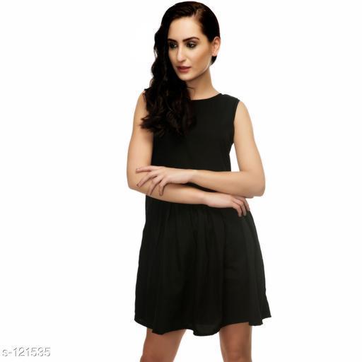 Stylish Crepe Dresses