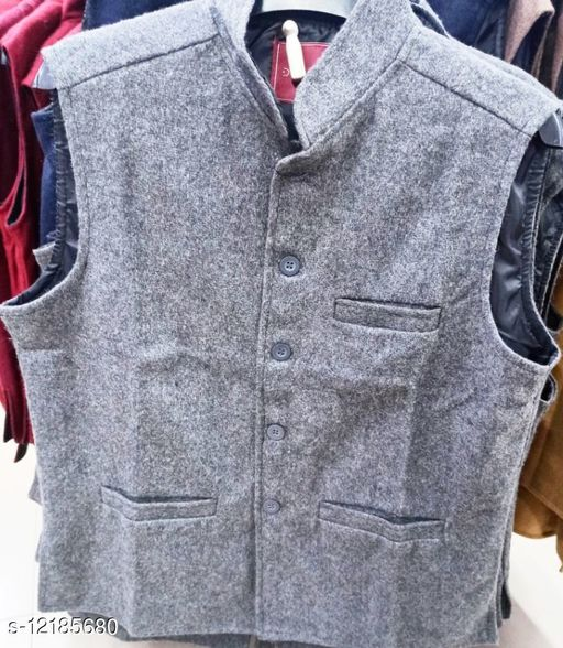Mens half coat for winter