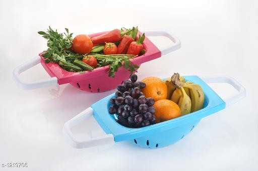 Folding Fruit Basket