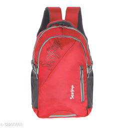 SeaBags Hii Quality Stylish 365 School College and Casual Bags With Rain Cover for Boys and Girls