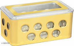 New Stylish Design Butler Butter Box/Pot, Multicolour