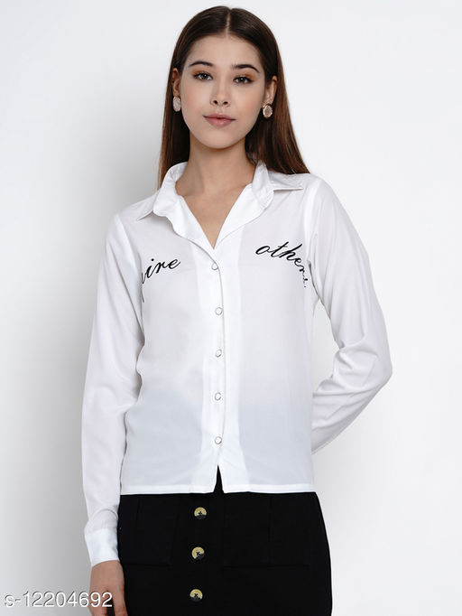 TEXCO Trendy shirts for women