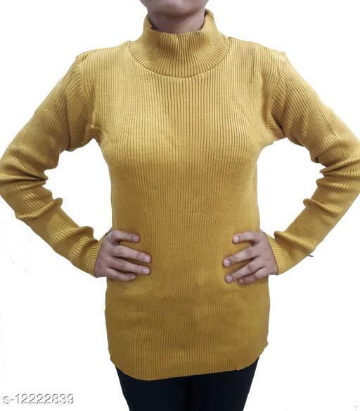 Pretty Retro Women Sweaters