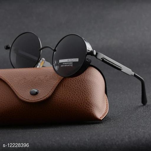 ARZONAI Steampunk Sunglasses for Men and Women
