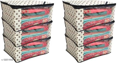 Saree Cover (pack of 6)