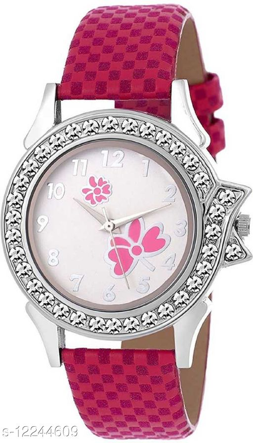 MMD multicolor and multi shap 10 color kids watch for women Watch Analog Watch