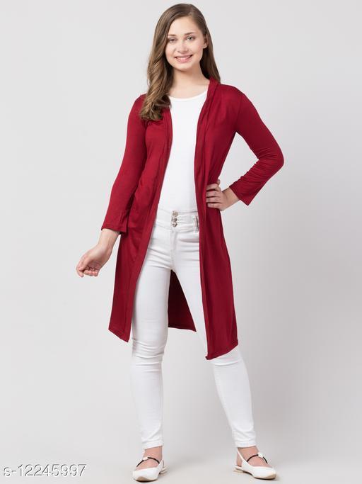 Fancy Fashionable Women Capes, Shrugs & Ponchos