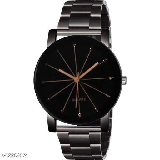 MMD Crystal Men Premium Quality Designer Fashion Wrist Analog Watch