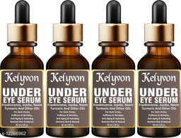 100% Pure Acid Hydra Boost Under Eye Recovery Serum, Reduces Dark Circles, Puffiness & Wrinkles 120 ml  (120 ml)