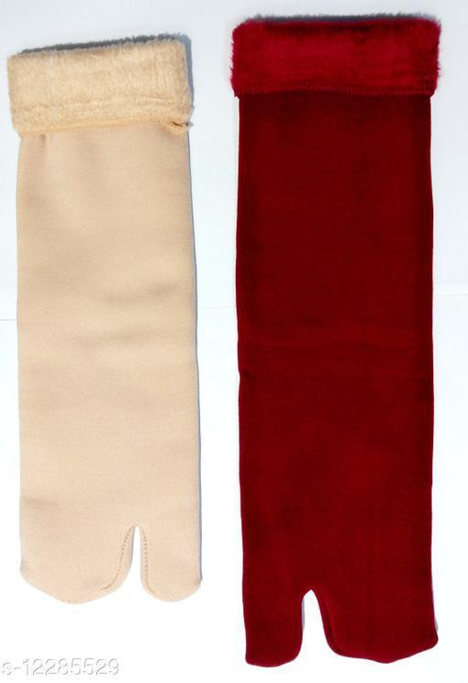 Trandy Women Winter Socks 2 Pair