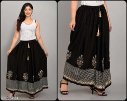 Kashvi Attractive Women Ethnic Skirts