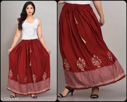 Chitrarekha Petite Women Ethnic Skirts