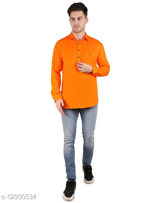 Kurtas  Beautifull Men Cotton  Kurtas  Fabric: Cotton Sleeve Length: Long Sleeves Pattern: Solid Multipack : Single Sizes:  S (Chest Size: 41 in Length Size: 28 in)  M(Chest Size: 43 in Length Size: 29 in)  L (Chest Size: 45 in Length Size: 30 in)  XL (Chest Size: 47 in Length Size: 31 in)  XXL (Chest Size: 49 in Length Size: 32 in)  XXXL(Chest Size: 50 in Length Size: 33 in) Country of Origin: India Sizes Available: S, M, L, XL, XXL, XXXL *Proof of Safe Delivery! Click to know on Safety Standards of Delivery Partners- https://ltl.sh/y_nZrAV3   Catalog Name: Beautifull Men Cotton Kurtas CatalogID_2362076 C66-SC1200 Code: 804-12300534-
