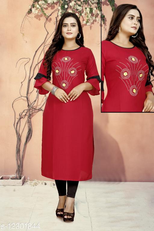 Women's  Rayon Kurti