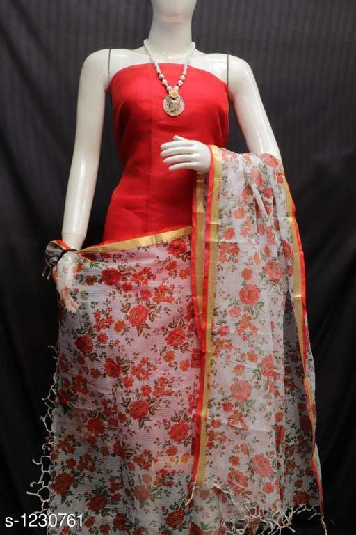 Exceptional Doria Cotton Salwar Suit & Dress Material