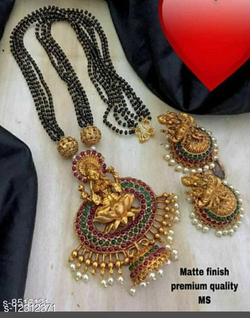 alloy elegent jewellery set