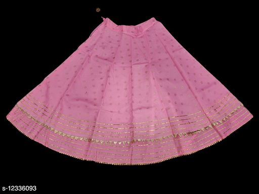 Kota Doriya Double Frill Skirt