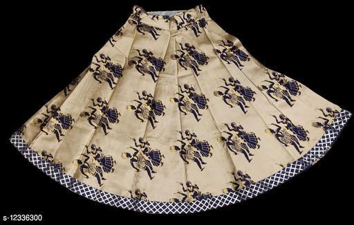 Brocade Daandiya Reversible Skirt