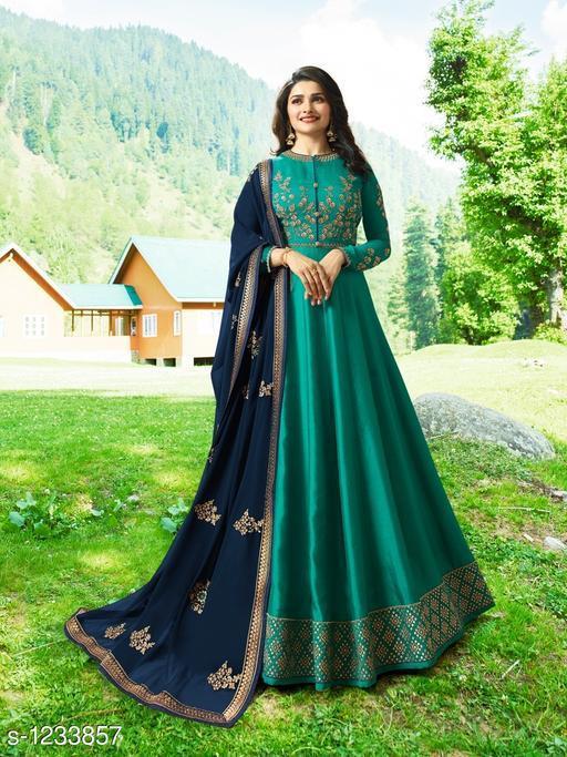 Gorgeous Banglori Silk Suits & Dress Material