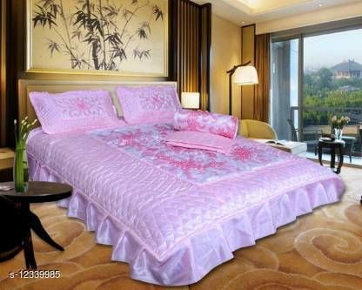 Trendy 102 X 90 Double King Bedsheets