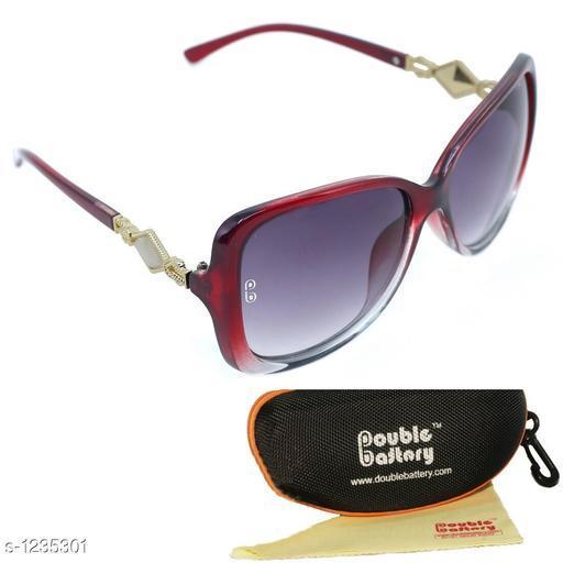 Trendy Stylish Women Poly Carbonate Sunglasses