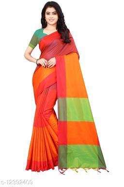 Attractive Silk Saree