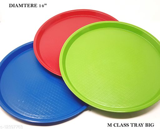 3PC SET M CLASS TRAY(AS PER AVAILABLITY)