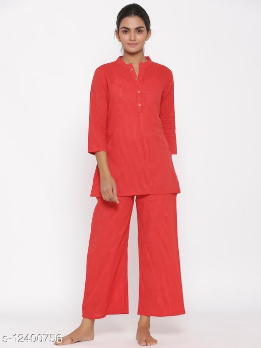 Women Cotton Nightsuit